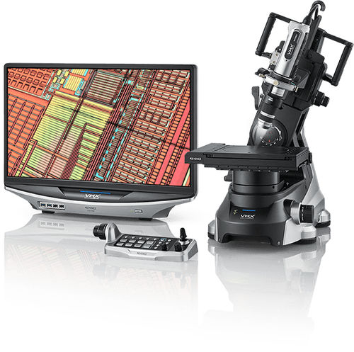 ultra-high resolution microscope