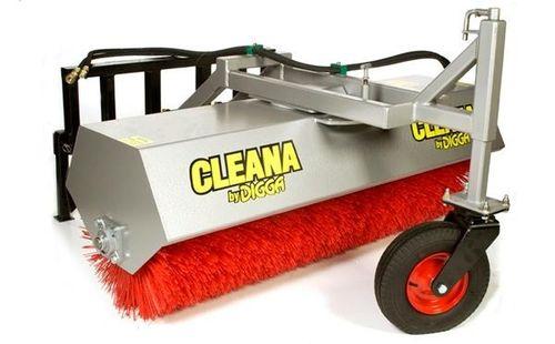 vehicle-mount sweeper / hydraulic