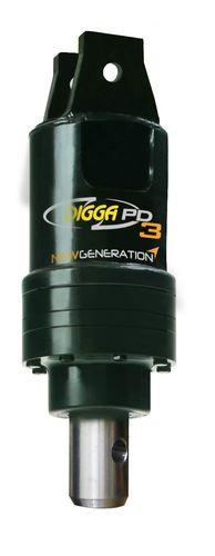 hydraulic auger / for excavators