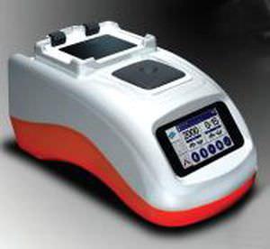 vortex laboratory agitator / digital / microplate