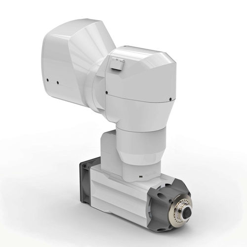 2-axis milling head