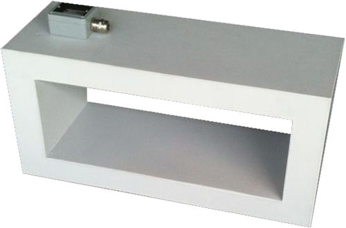 tunnel demagnetizer / for workpieces