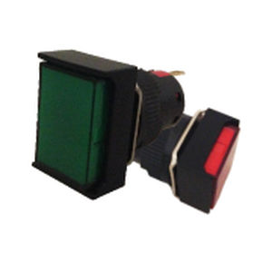 steady indicator light / LED / panel-mount / IP65