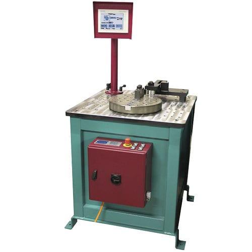 radial bending machine