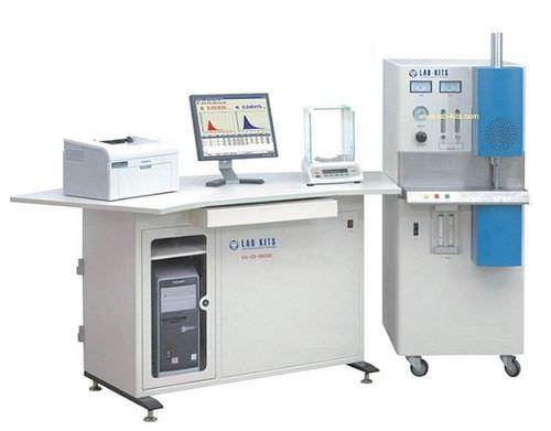 organic matter analyzer / flue gas / combustion / benchtop