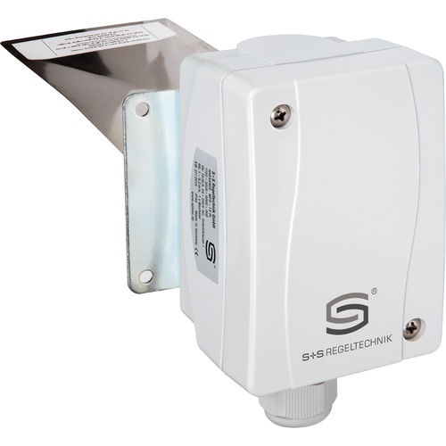 paddle flow switch / mechanical / for gas / for air conditioning
