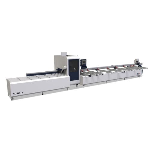 aluminum cutting machine
