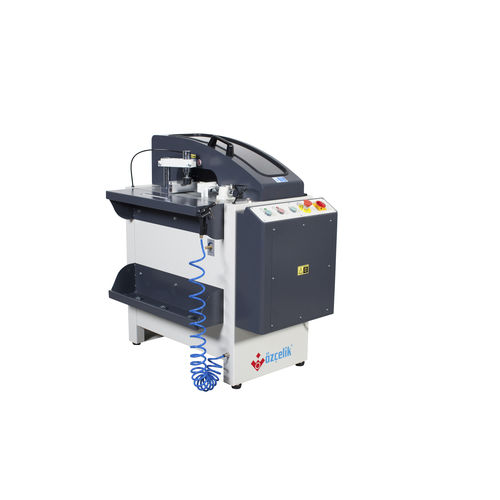 variable-angle end milling machine