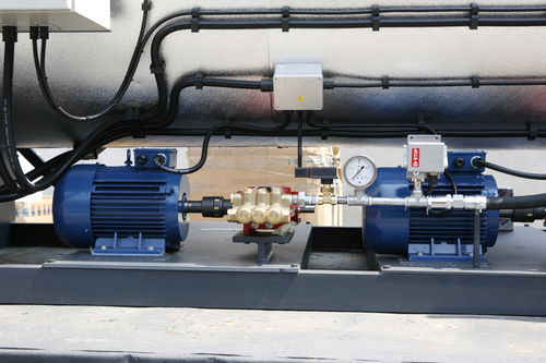 steam boiler / gas / water tube / horizontal