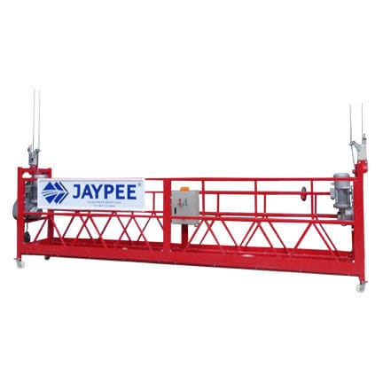 lifting platform / suspended