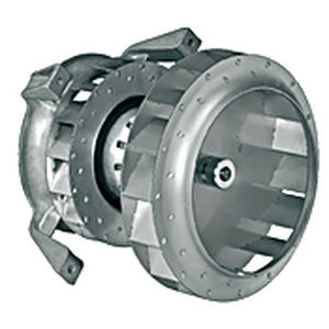 hot air blower / impeller / single-stage
