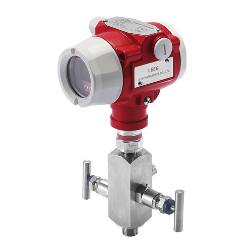 relative pressure transducer