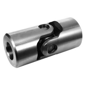 double universal joint / single / precision / steel