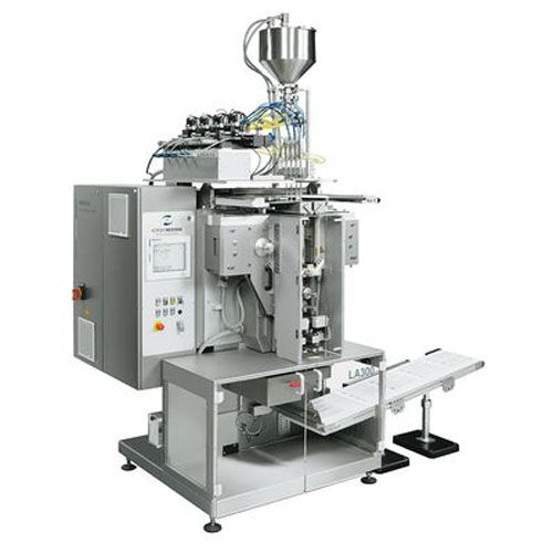 vertical bagging machine / weight / for the pharmaceutical industry / for the cosmetics industry