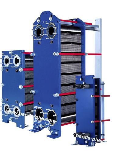 gasketed plate heat exchanger / liquid/liquid