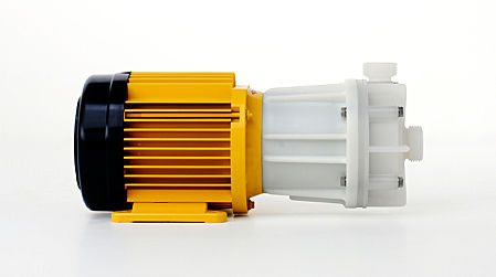 seawater pump / for chemicals / with electric motor / centrifugal