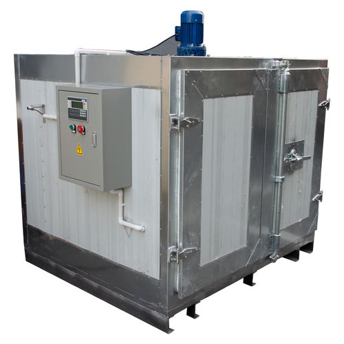 powder coating furnace / curing / chamber / electric