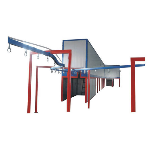 drying oven / hook / electric / for metallurgy