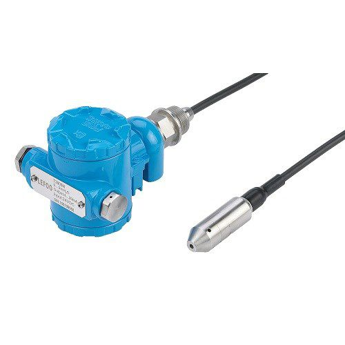relative pressure transmitter / silicon / analog / stainless steel