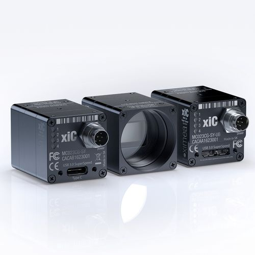 inspection camera / monitoring / machine vision / full-color