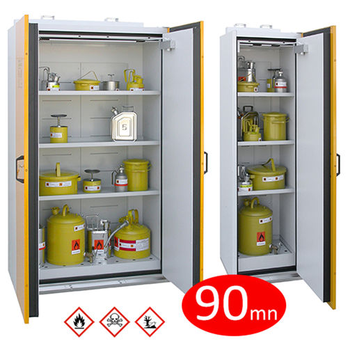 protective cabinet / workshop / storage and dispensing / security