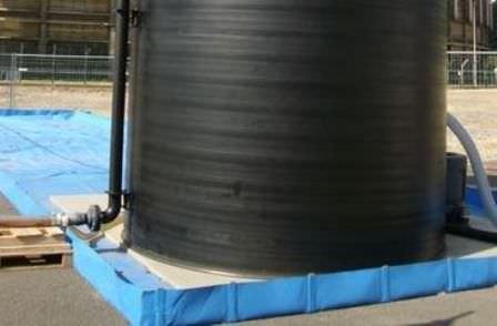multi-use containment bund - DIFOPE