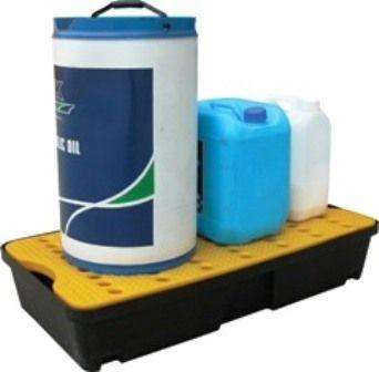 polyethylene spill pallet