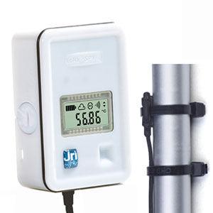 magnetic-mount temperature sensor