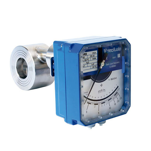 electromechanical flow meter - TECFLUID
