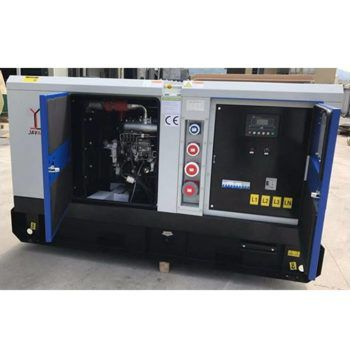 water-cooled generator set