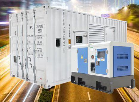emergency generator set