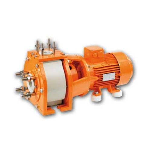 chemical pump / electric / centrifugal with volute / industrial