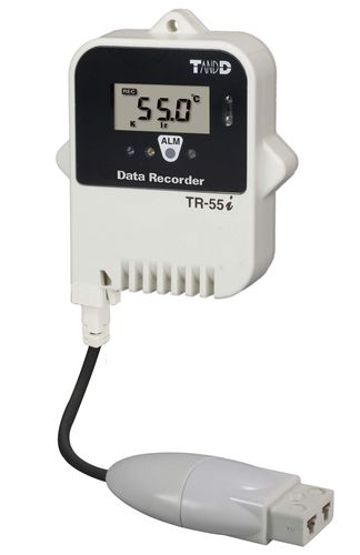 temperature data-logger / with screen / for thermocouples / multi-channel