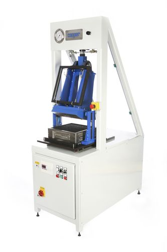 Dual size roller compactor