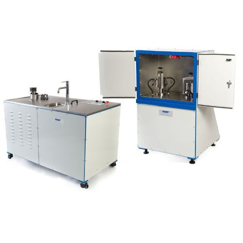 abrasion and wear testing machine