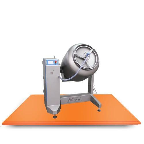dynamic mixer / rotary drum / batch / vacuum