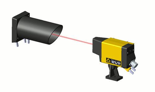 type 2 safety light curtain / single-beam / reflex type / laser