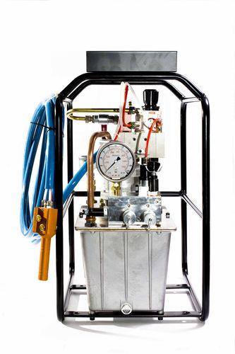 air-driven pump