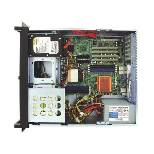 rack-mount PC / Intel® Core 2 Quad / USB / rugged