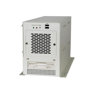 wall-mounted chassis / compact / 4 slots / industrial