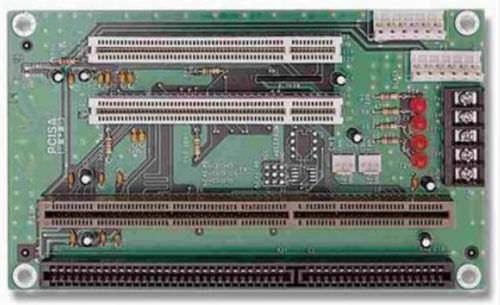 ISA backplane / PCI / 1-5 slots