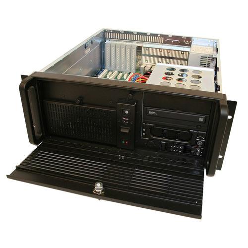 rack-mount PC / Intel® Core i7 / RS-232 / 4U