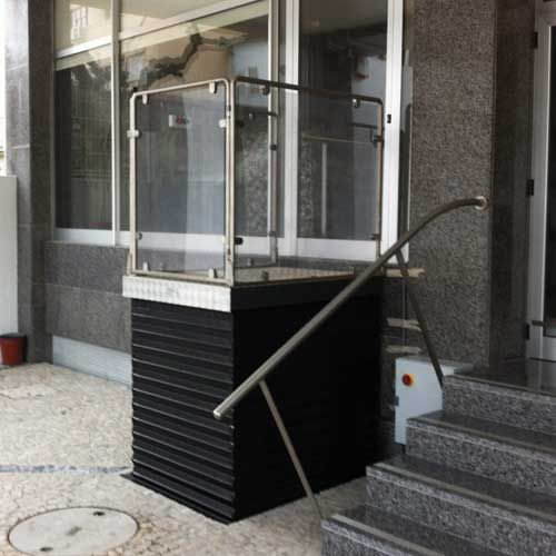 disabled person lift