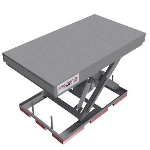 simple scissor lift table