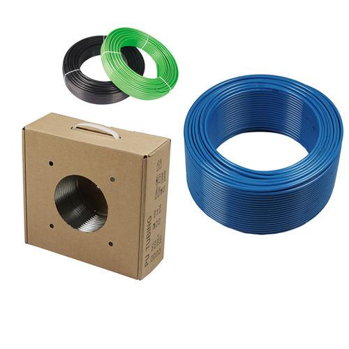 air hose / polyurethane / flexible / high-resistance