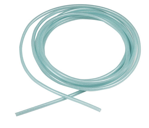 air hose / polyester / braided / coiled
