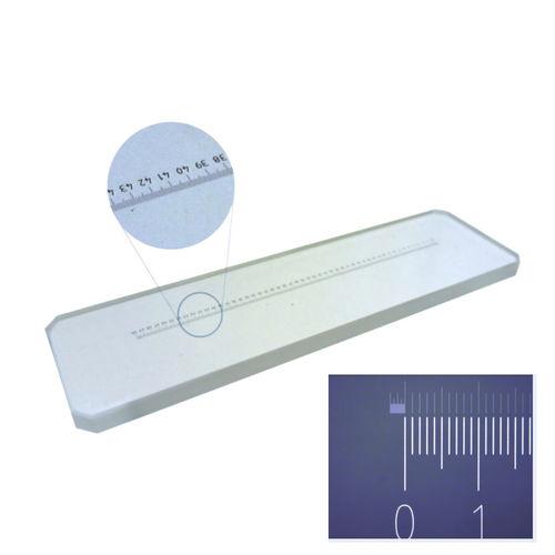 micron-scale measurement calibration equipment - OPTO