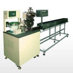 electronic component pad printing machine / automatic / rotary / high-speed