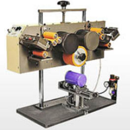 automatic pad printing machine / rotary / automatic