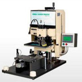 automatic screen printing machine / monochrome / for electronics / desktop